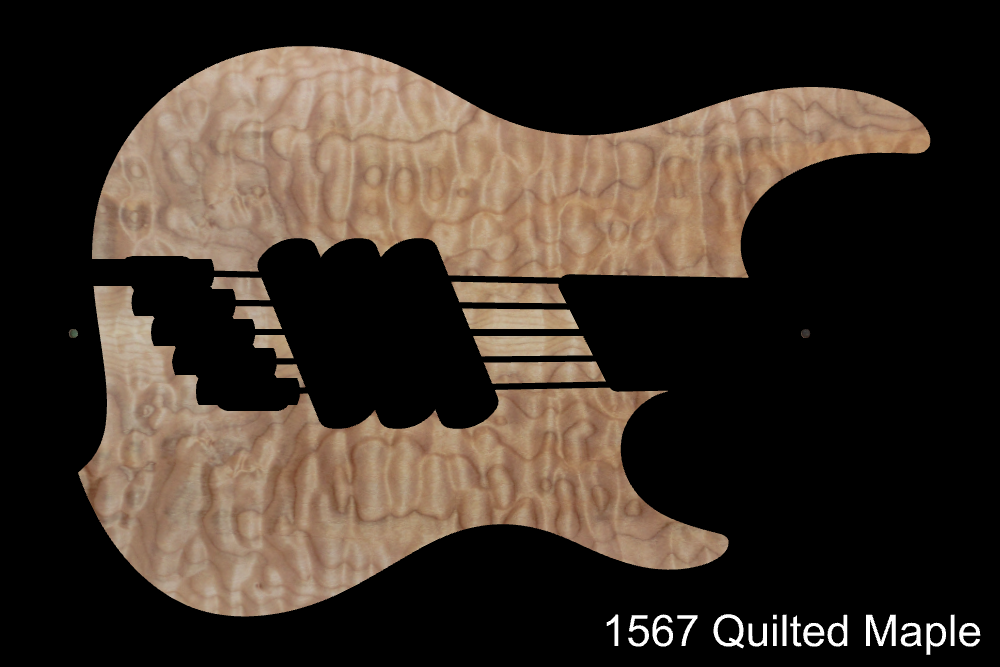 1567 Quilted Maple