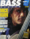Bass Player Magazine January 1996