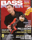 Bass Player Magazine November 2006