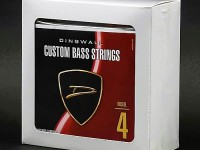 BOX OF 5 SETS OF STRINGS - DINGWALL NICKEL PLATED STEEL LONG-SCALE 4 STRING SET .045
