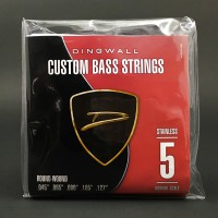 DINGWALL STAINLESS STEEL MEDIUM-SCALE 5 STRING SET (SUPER J, SUPER P)  .045