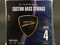 DINGWALL STAINLESS STEEL LONG-SCALE 4 STRING SET.  045